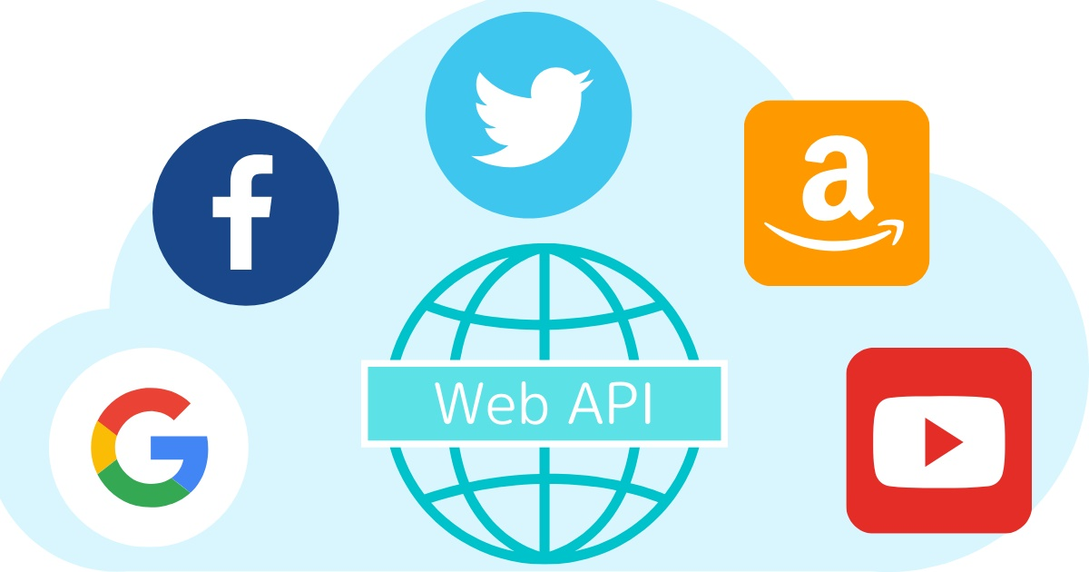 WebAPIで他のサービスと連携する